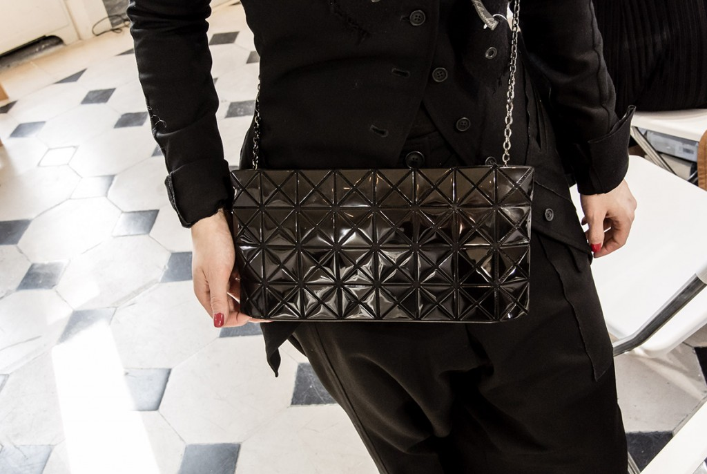 In the Paris Fashion Week in January Michael Mohr was in the Bao Bao Issey  Miyake Showroom 9283fec0d1e60