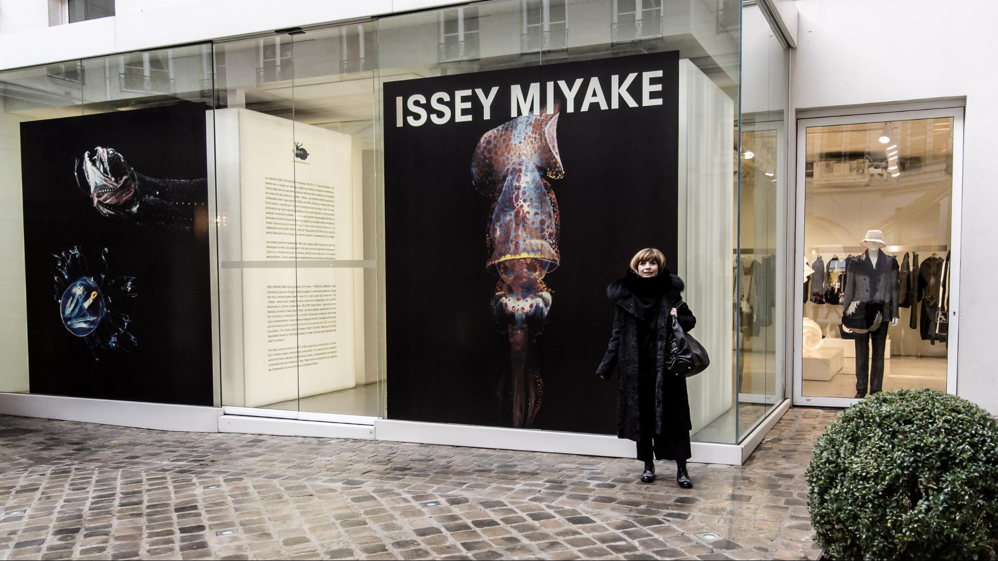 First a bit of info. Issey Miyake was born in 1938 in Hiroshima 43c25957b5e09